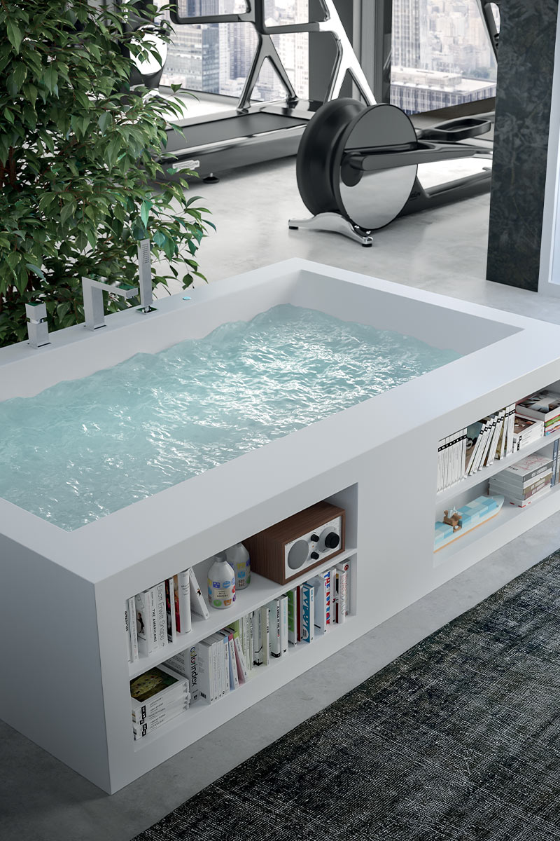 EdilAosta - Salles de bain et wellness